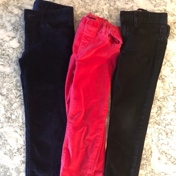 GAP Other - Lot of girls pants size 7 all from gap